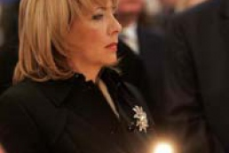 Kateryna Yushchenko commemorated Famine victims