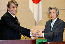 Ukraine and Japan stand for the further development of economic ties
