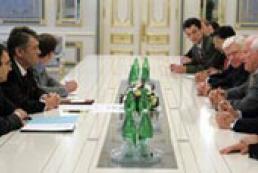 President met with U.S. Congressmen