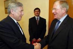 Ukrainian Premier met Canadian Minister Jim Peterson