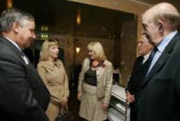 First Lady of Ukraine visited GOSH