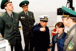 Twenty five Moldavian illegal immigrants were detained on Transcarpathian frontier