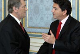 President met with Pierre Lellouche