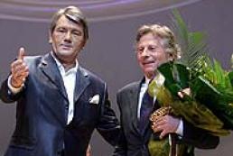 The President of Ukaine Victor Yushchenko opened Molodist International Film Fest