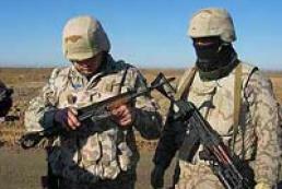 Ukrainians build water-tanks and helipad in Lebanon