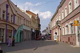 Uzhgorod city suffocates with dust
