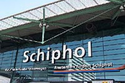 Ukraine's Exterior Ministry confirmed the death of two Ukrainians at Schiphol airport