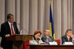 President of Ukraine opens the VII Ukrainian Conference of Judges