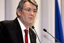 President of Ukraine Victor Yushchenko to put up for auction his personal belongings