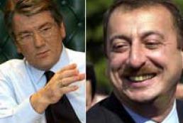 Presidents of Azerbaijan and Ukraine had phone conversation