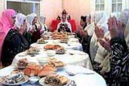President of Ukraine congratulated Ukrainian Muslims on Oraza Bayram