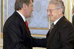 The US philanthropist likes Ukraine's Prime Minister