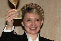 Yulia Timoshenko is the Person of the Year-2004