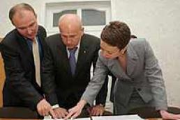 Ukraine's Chairman of the President's Secretariat visited regions