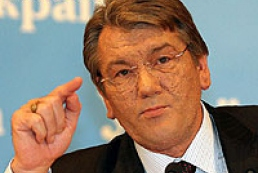 President Yushchenko's blood has been drawn for the expertise