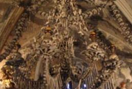Kutna Hora's 'Bone' church