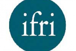 President speaks at IFRI
