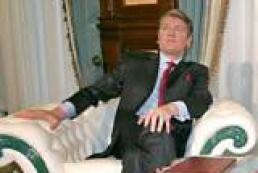 Duke's castle to become Yushchenko's residence