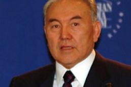 Nursultan Nazarbayev delivered a speech in the Verkhovna Rada