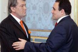 President met with Armenian speaker