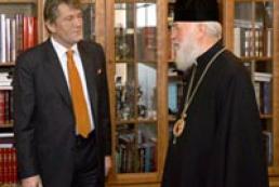 President congratulated Metropolitan Volodymyr