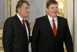 President of Ukraine met Latvian PM