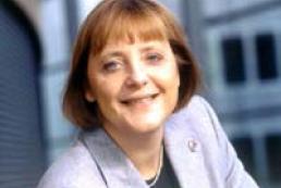 President of Ukraine telephoned Angela Merkel