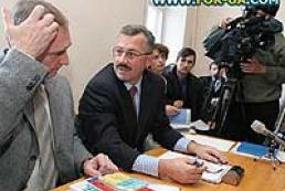 Ukraine's Justice Minister accuses Speaker Lytvyn of sabotage