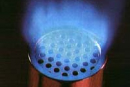 The gas pressure drops by 50% in Donetsk gas network