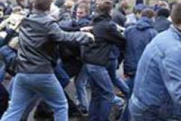 BYuT members attacked 'Our Ukrainians'