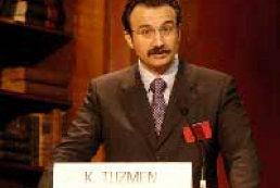 The State Minister Tuzmen visits Ukraine