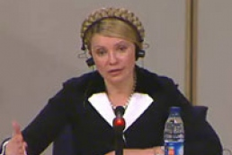 Tymoshenko: Ukraine faces second Orange Revolution