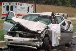 Ukraine's consul got into car accident