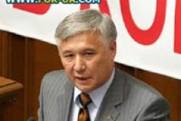 Yekhanurov to sell Ukrainian share of RosUkrEnergo if any