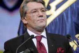 President Yushchenko: Maydan made Ukraine a fashion state
