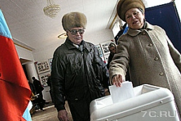 Five polling stations to be formed in Russia