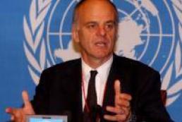 UN System Senior Coordinator for Avian and Human Influenza visit Ukraine