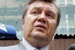 Victor Yanukovich on TV and Radio