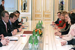 President of Ukraine met participants of EU-Ukraine Troika meeting