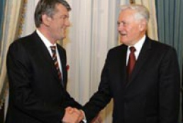 President met with Valdas Adamkus