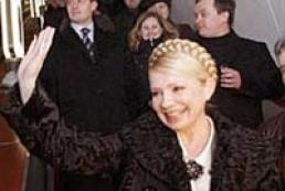 Tymoshenko repeated Lytvyn's feat
