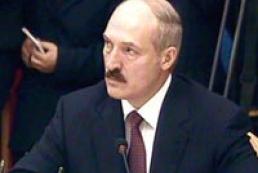 "Lukashenka has no faith in ""orange revolution"""