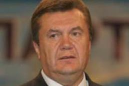 Yanukovich congratulated Lukashenka on his election