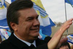 Yanukovich voted for stability and order