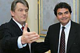 President of Ukraine met Pierre Lellouche