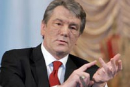 Yushchenko can block a candidature of PM
