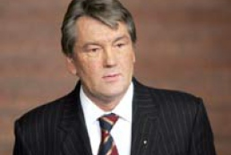 "President Yushchenko: ""The future of the orange coalition depends on mutual trust"""