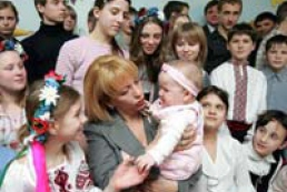First Lady of Ukraine visits rehabilitation center