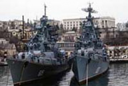 Ukraine and Russia discussed the division of Black Sea Fleet property