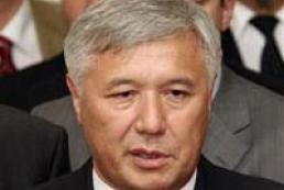 PM Yekhanurov talked with US representative